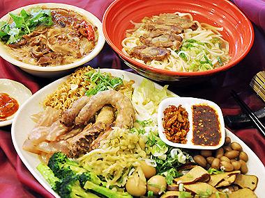 台南新化美食小吃‧元氣三寶